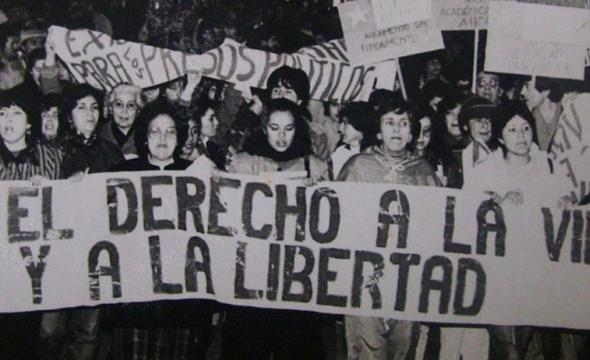 MUJERES CHILE